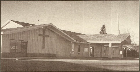 Campbellford Baptist Church Building 2006