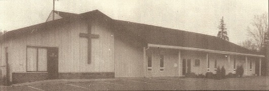 Campbellford Baptist Church Building 1996
