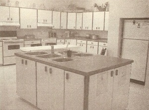 Kitchen - Campbellford Baptist Church Building