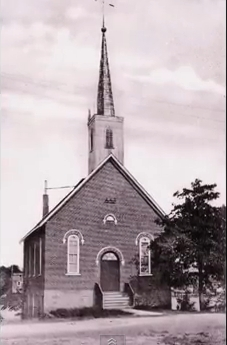 Campbellford Baptist Church Building 1884